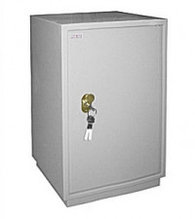 Металлический бухгалтерский шкаф КБС 011т, одна секция