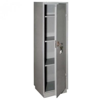 Металлический бухгалтерский шкаф КБС-021т