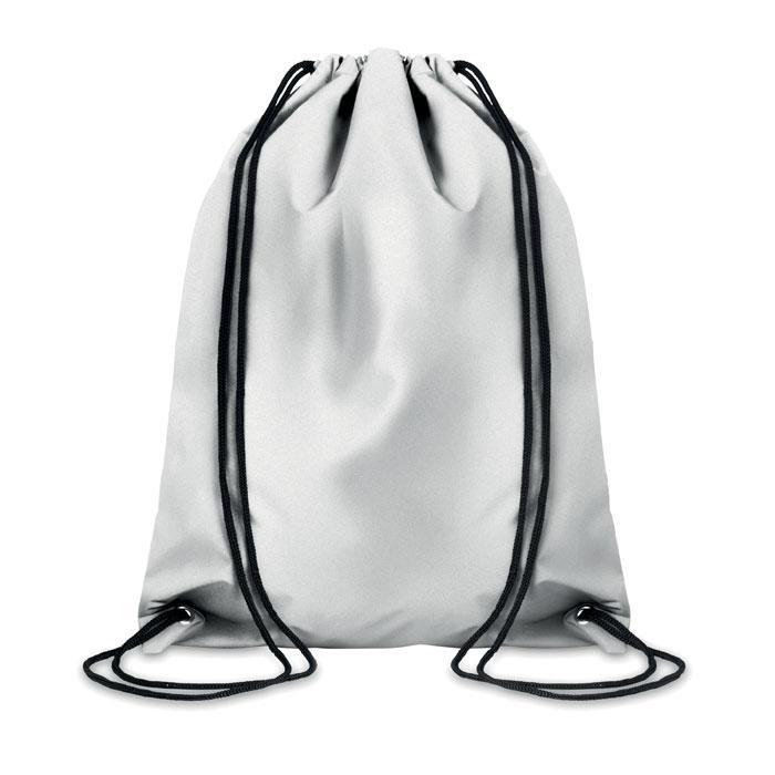 Рюкзак на шнурках светоотраж, SHOOP REFLECTIVE