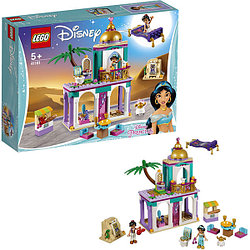 Lego Disney Princess Конструктор Приключения Аладдина и Жасмин во дворце