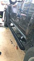 Электрические выдвижные пороги подножки для Hummer H3 (2006-2010)