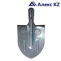 Лопата штыковая, стальная 65 Г , МЛШЗ, хром