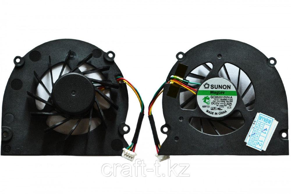 Система охлаждения (Fan), для ноутбука  Dell XPS 1330