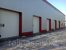 Ворота для гаража, производства