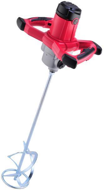 Миксер для шпатлевки и краски HYVST KM-10-1600