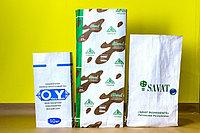 Армированные бумажные мешки для фасовки сыпучих продуктов