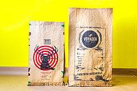 Армированные бумажные мешки для семян, зерна