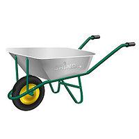 Тачка GRINDA садово-строительная, грузоподъемность 150 кг, 78 л