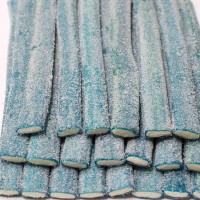 """Жев.мармелад """"Палочки  гигантские Ежевика синие кислые"""" джумбос 1,85кг 30шт  /FINI Испания/"""