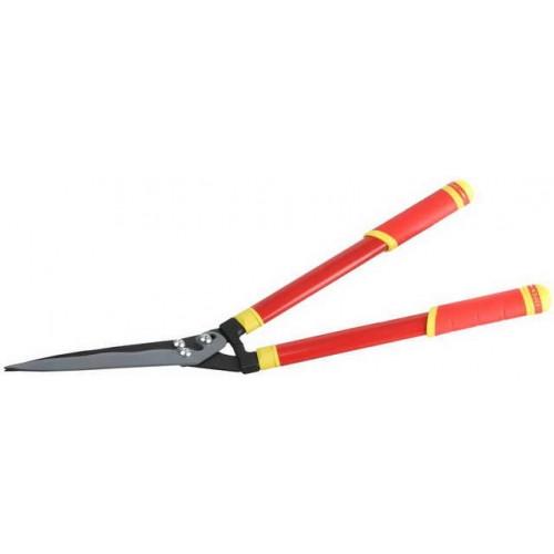 Кусторез , стальные телескопические ручки, профильные лезвия с тефлоновым покрытием, 665-825мм