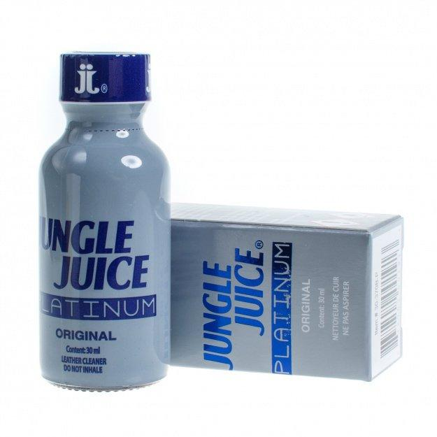 """Попперс """"Jungle Juice Platinum"""", 30 мл, Канада"""