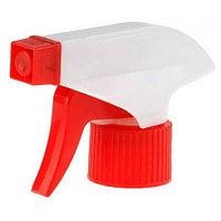 Головки-пульверизаторы регулируемые GRINDA для пластиковых бутылок, цвет красный/белый