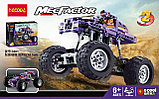 Конструктор Decool 3381 Monster Trucks Монстр грузовик аналог Лего Техник (LEGO Technic)., фото 4