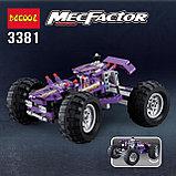 Конструктор Decool 3381 Monster Trucks Монстр грузовик аналог Лего Техник (LEGO Technic)., фото 5