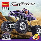 Конструктор Decool 3381 Monster Trucks Монстр грузовик аналог Лего Техник (LEGO Technic)., фото 7