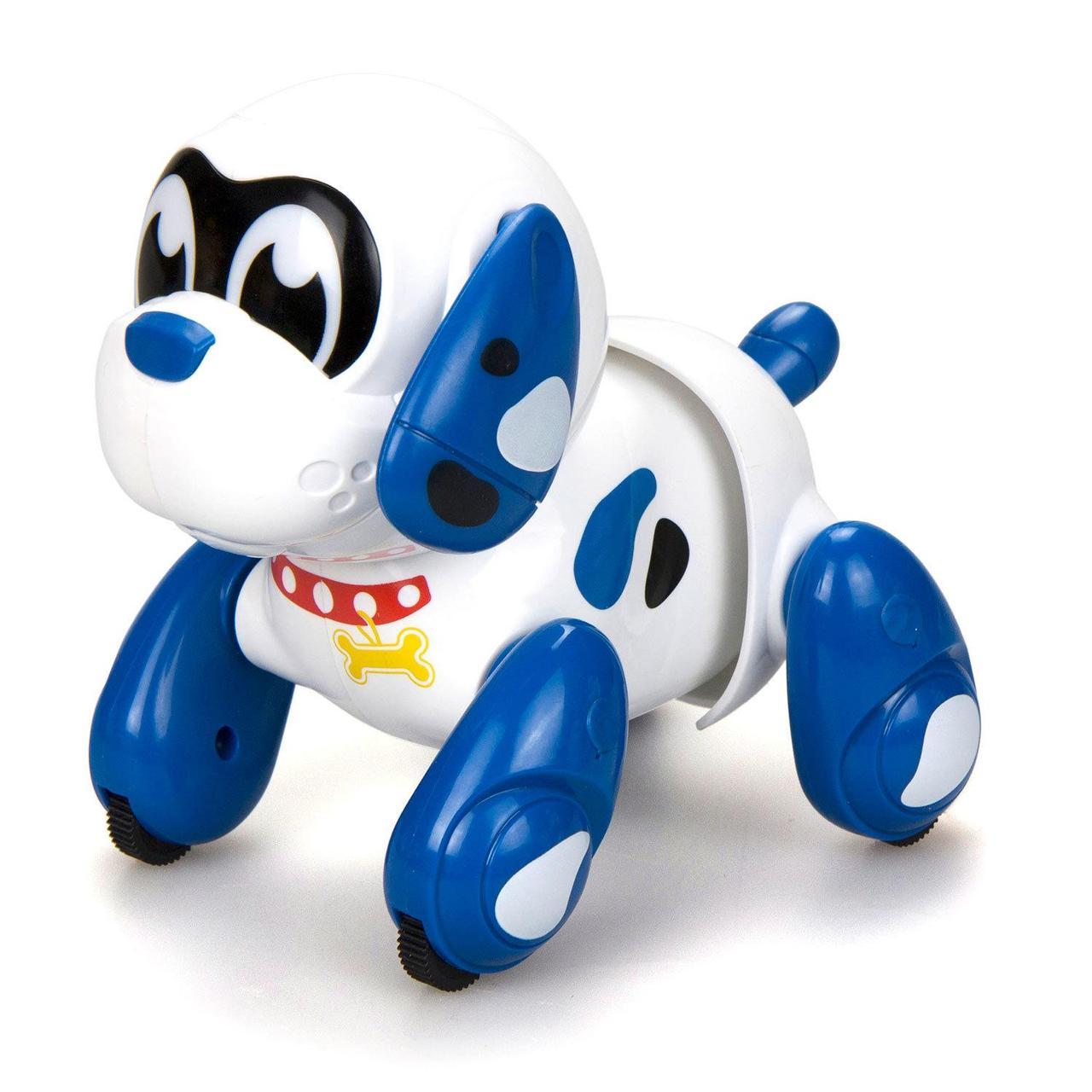 Silverlit Робот Собака Руффи, синий