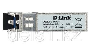 Трансивер (оптический модуль) D-Link DEM-310GT