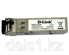 Трансивер (оптический модуль) D-Link DEM-220R