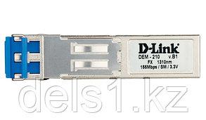 Трансивер (оптический модуль) D-Link DEM-210