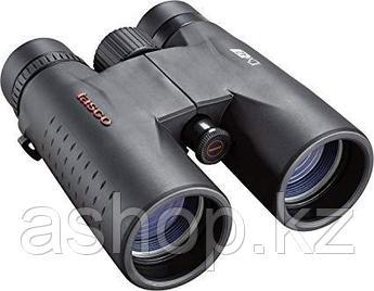 Бинокль туристический Tasco Essentials Roof 10x42, Сфера применения: Для охоты в рощах, Туризм, Цвет: Чёрный,