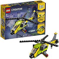 Конструктор Лего Криэйтор 31092 Конструктор Приключения на вертолёте