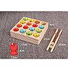 Деревянная рыбалка-сортер с цифрами, фото 4