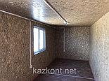 Контейнер 40 ф, бытовка строительная, прорабская, фото 5