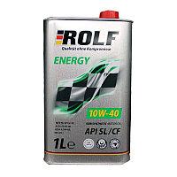 Моторное масло ROLF ENERGY 10W-40 1литр