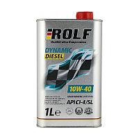 Моторное масло ROLF DYNAMIC 10W-40 1литр