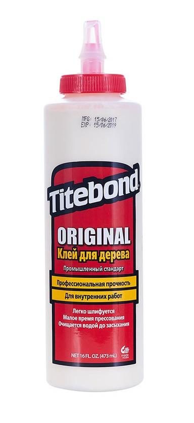Клей Titebond Original столярный 473 мл