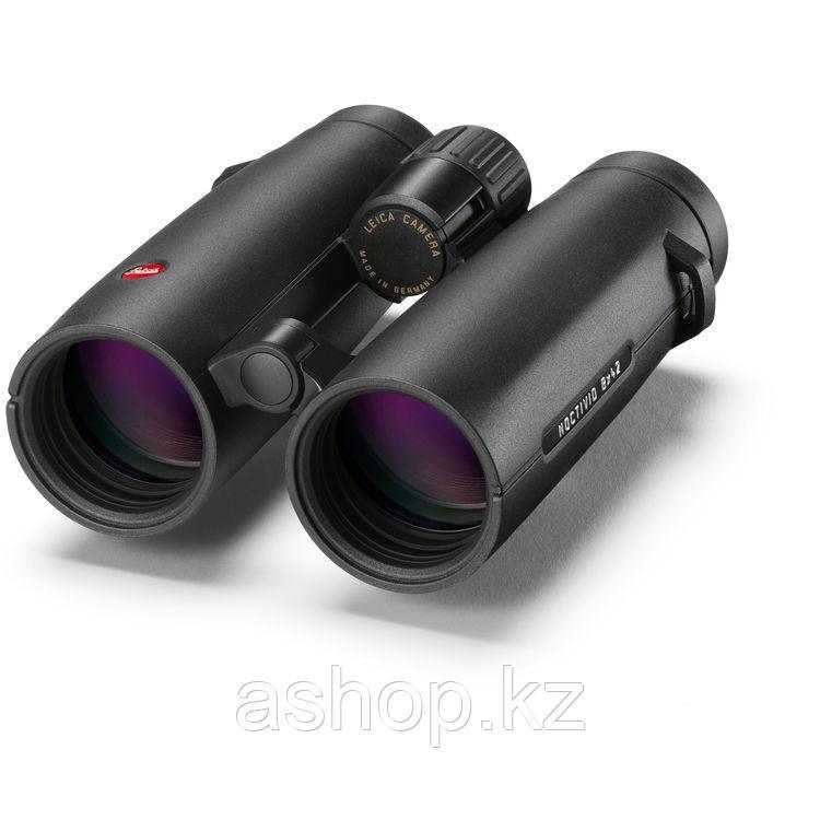 Бинокль охотничий Leica Noctivid 8x42, Относительная яркость: 27,6, Сфера применения: Для охоты в рощах, Туриз