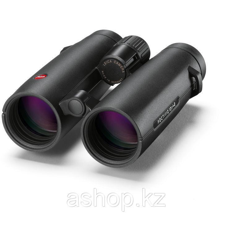 Бинокль охотничий Leica Noctivid 10x42, Относительная яркость: 17,6, Сфера применения: Для охоты в поле, Цвет: