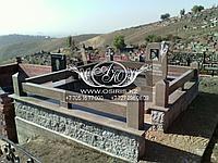 Мусульманские мемориальные комплексы из сплитерного блока, фото 1