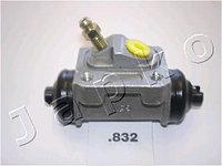 Колесный (рабочий) тормозной цилиндр Suzuki Swift (89-01, правый, JapKo)