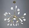 Дизайнерская люстра LED