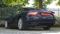 Выхлопная система Supersprint на Maserati