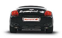 Выхлопная система Supersprint на Bentley Continental, фото 1