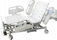 Кровать медицинская функциональная 4-х секционная «MCF KM 04-05/01», кардиореанимационная, с латеральным накл