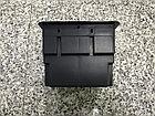 Настольный бокс на 4 модуля, черный (розетка в столешницу), фото 4