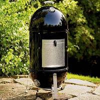 Коптильня угольная Smokey Mountain Cooker 47 см, ЧЕРНЫЙ, фото 1