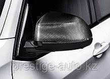 Накладки зеркал BMW X5 F15 CARBON