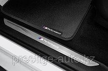 Светодиодные накладки порогов M Performance для BMW X5 F15