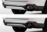 Насадки глушителя M Performance для BMW X5 F15, фото 2