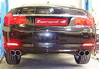 Выхлопная система Supersprint на BMW 7 F01 / F02