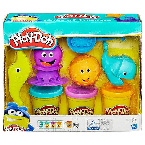 """Play-Doh Игровой набор пластилина - """"Подводный мир"""""""