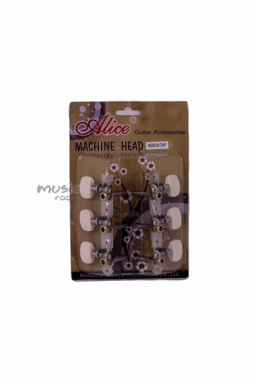Набор колков для акустической гитары Alice AOD-017