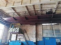 Ремонт мостовых кранов