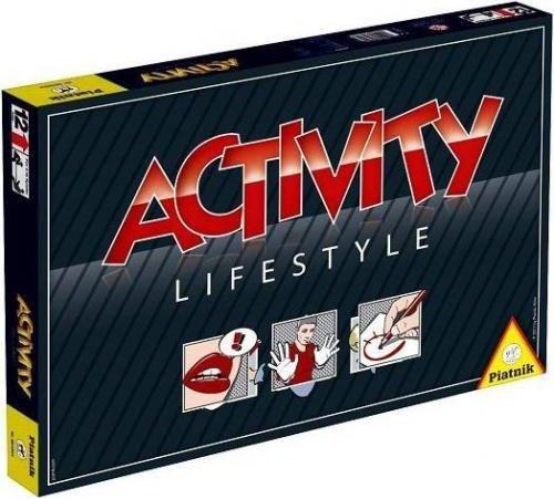 Games Piatnik Activity Lifestyle