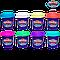 Hasbro Play-Doh Plus Набор из 8 банок пластилина, фото 2