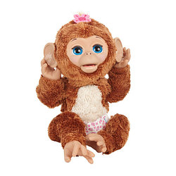 Hasbro FurReal Friends Обезьянка-хохотушка